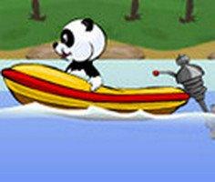 Panda ile Tekne Maceras� oyunu oyna