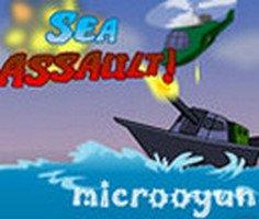 Denizdeki Gemiye Sald�r� Oyunu